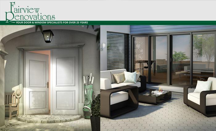 Energy Efficient Doors in Burlington
